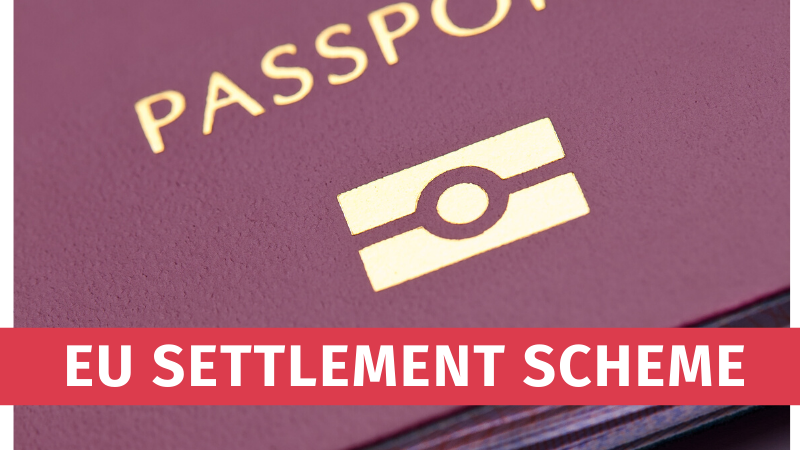 Did you apply to the EU settlement scheme?