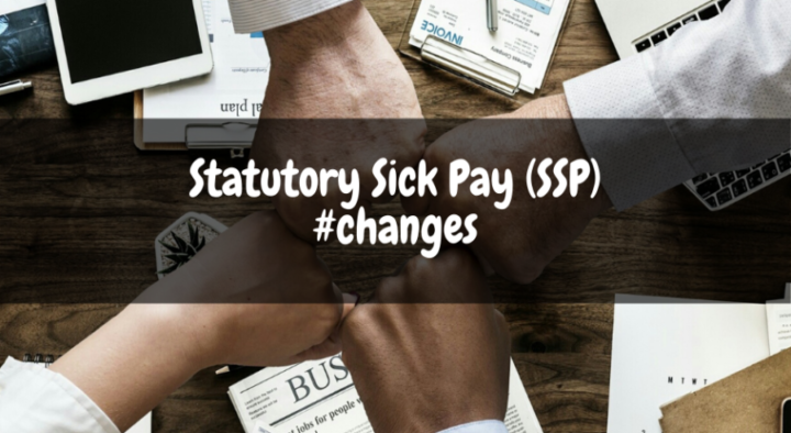 Changes to statutory sick pay (SSP) for coronavirus (Covid-19) self-isolation