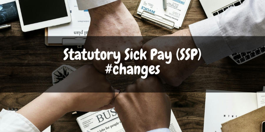 Changes to statutory sick pay (SSP) for coronavirus (Covid-19) self-isolation