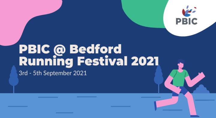 PBIC @ Bedford Running Festival 2021